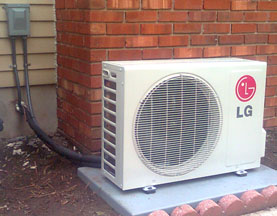 LG ductless air conditioning berlin ct