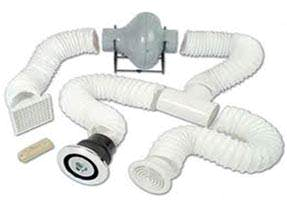 Skyline Ventilation Inline axial Fans And Flexible ducts Nairobi Kenya
